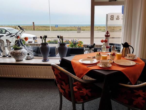 ontbijten in Seahorse
